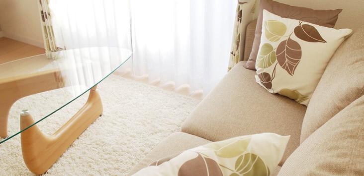 見栄え・印象がガラっと変わる室内のお化粧直しをしませんか?